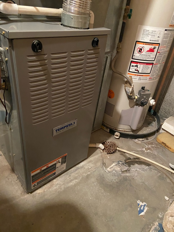 Magna, UT - Tune up a Tempstar furnace with a White Rogers thermostat