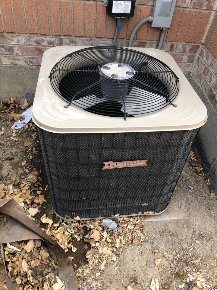 South Jordan, UT - Estimate on new heat pump