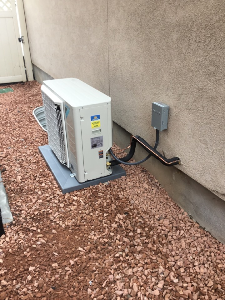 Holladay, UT - New ac install