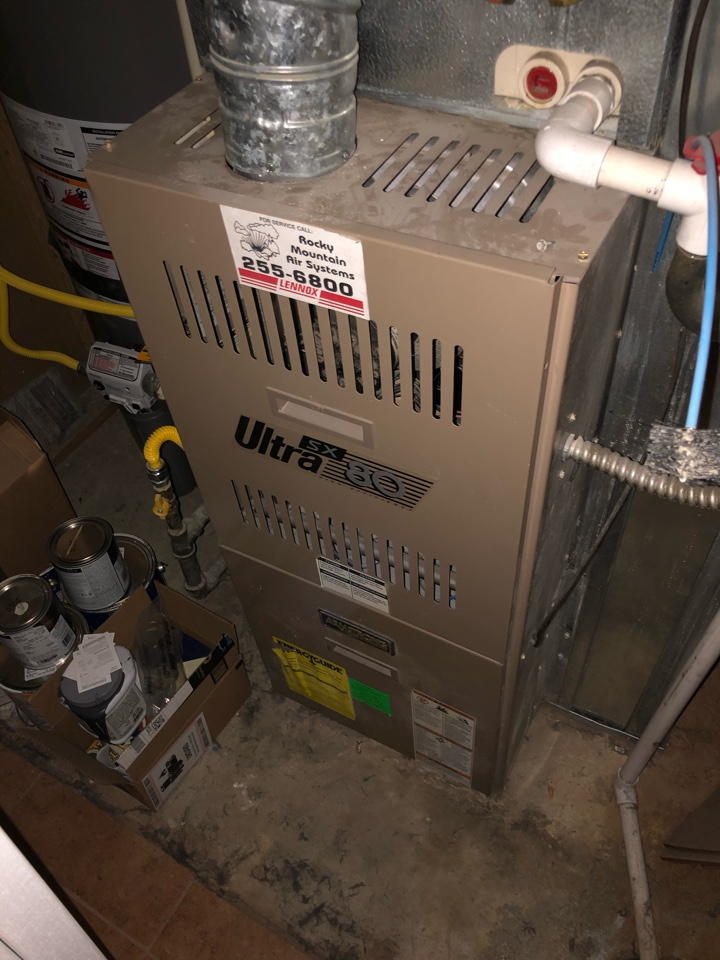 Sandy, UT - Air conditioning system add