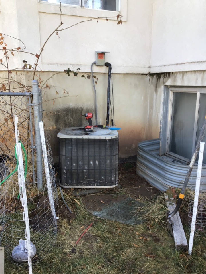 Roy, UT - Replace 80% furnace with new high-efficiency. And new ac.