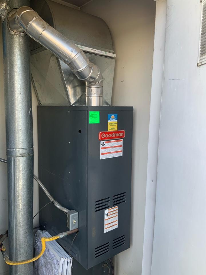Taylorsville, UT - New Air Conditioner Estimate