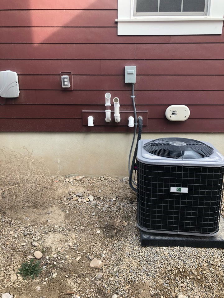 Cottonwood Heights, UT - Air conditioner replacement
