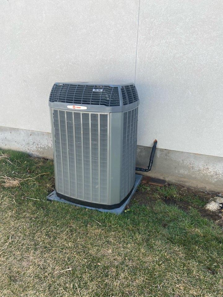 Draper, UT - Tune up a Trane AC with a Nexia thermostat