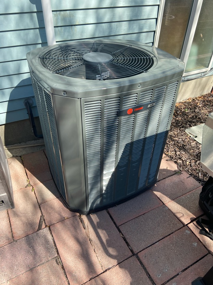 West Jordan, UT - Tune up a Trane ac with a Nexia thermostat