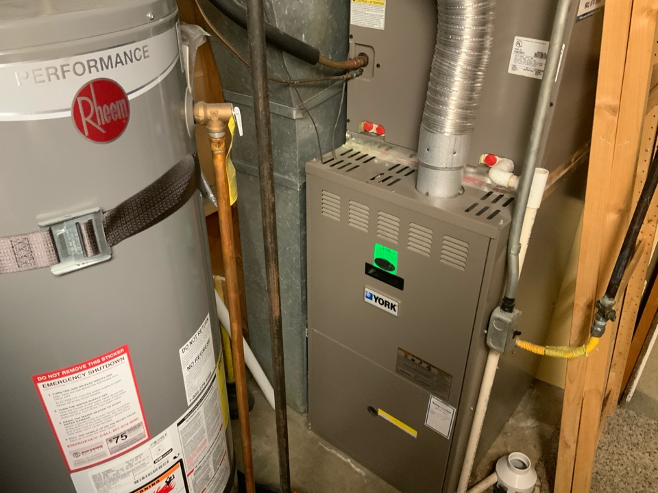 Holladay, UT - Furnace and air conditioner estimate