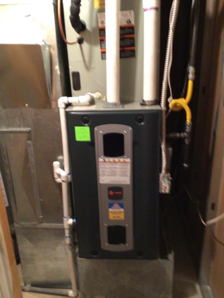 Sandy, UT - 90% furnace install