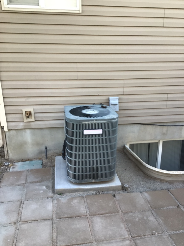 Magna, UT - Install new furnace and AC