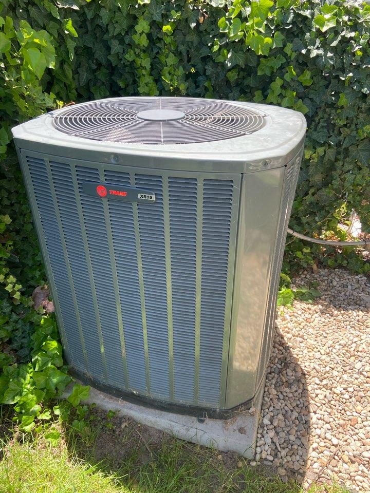 South Salt Lake, UT - Repair broken Trane ac with Nest thermostat
