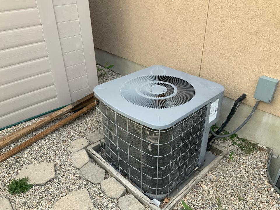 West Jordan, UT - Furnace and air conditioner bid