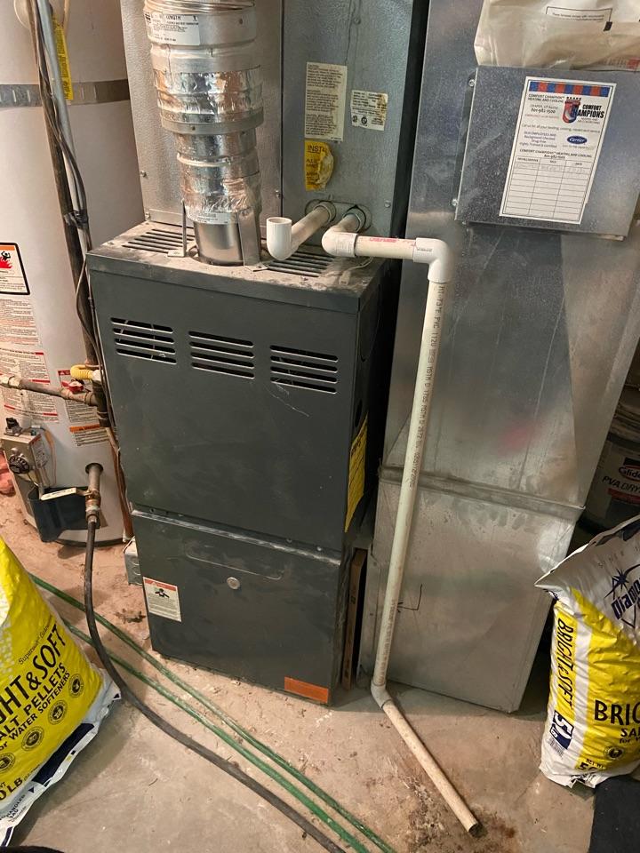 Herriman, UT - Repair broken Goodman furnace