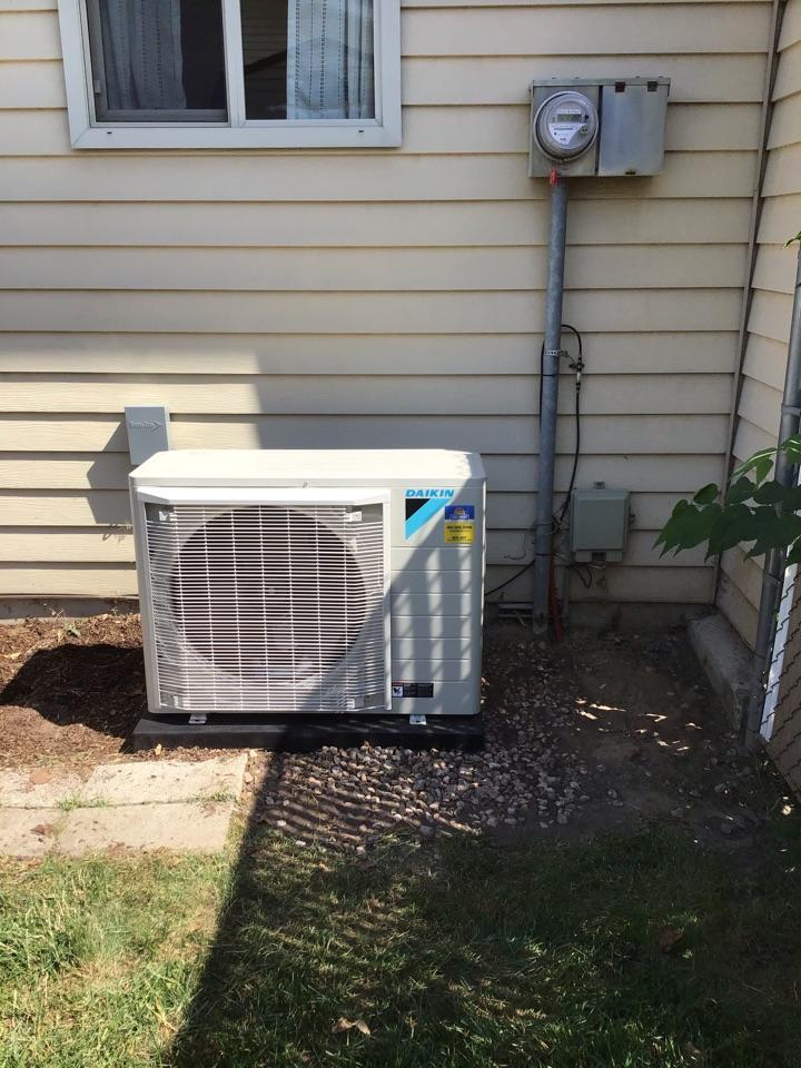 Kaysville, UT - Brand new Daikin fit system