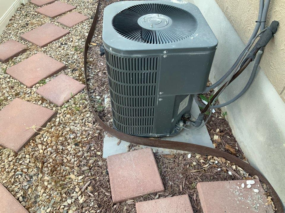 Herriman, UT - Furnace and heat pump estimate