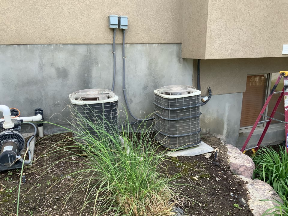 Salt Lake City, UT - Free estimate for air conditioning system