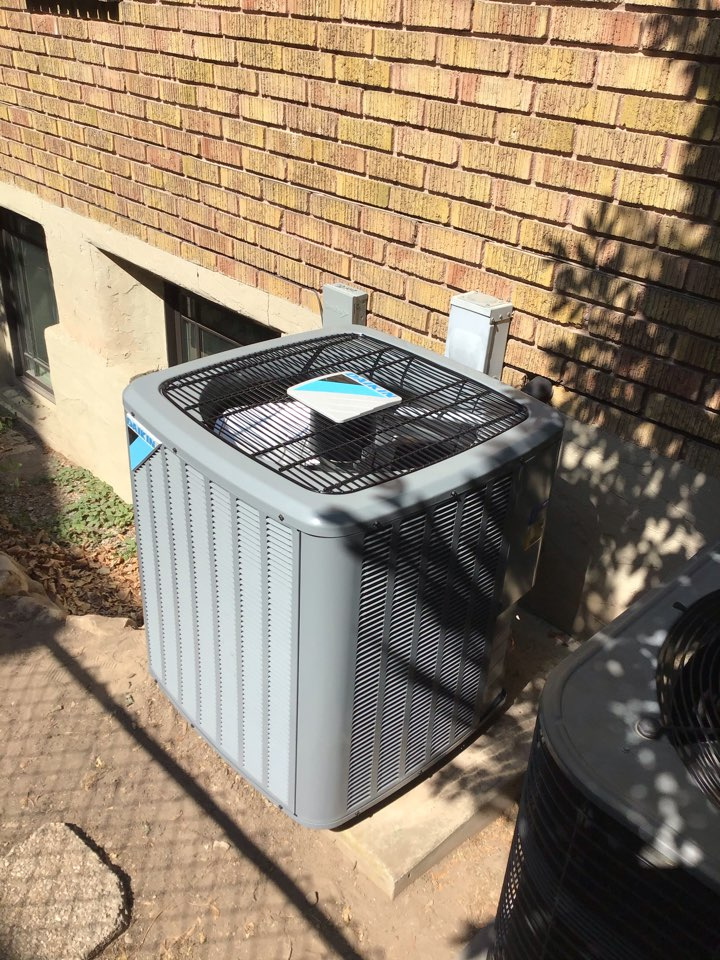 Salt Lake City, UT - Brand new Daikin Air Conditioning unit