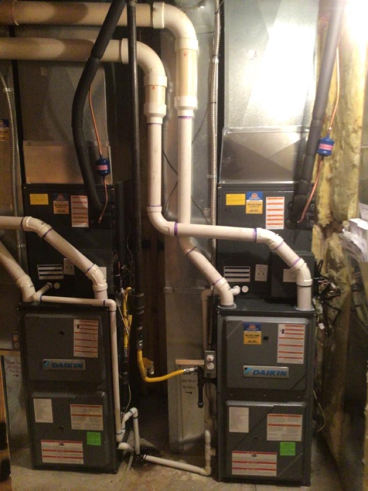 Draper, UT - Install two new Dakin fit systems.