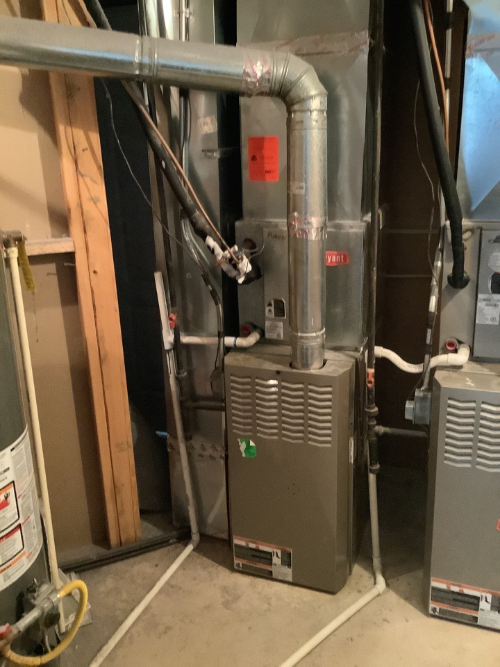 Fruit Heights, UT - Removing brant furnace and ac