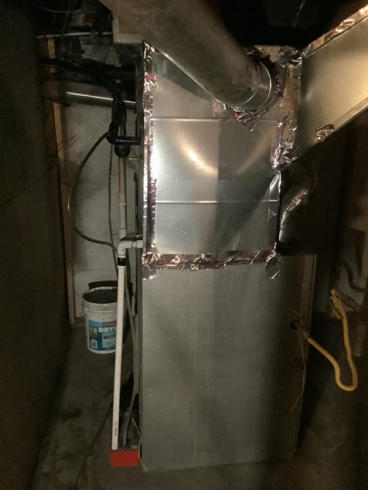 Ogden, UT - Removed existing furnace system