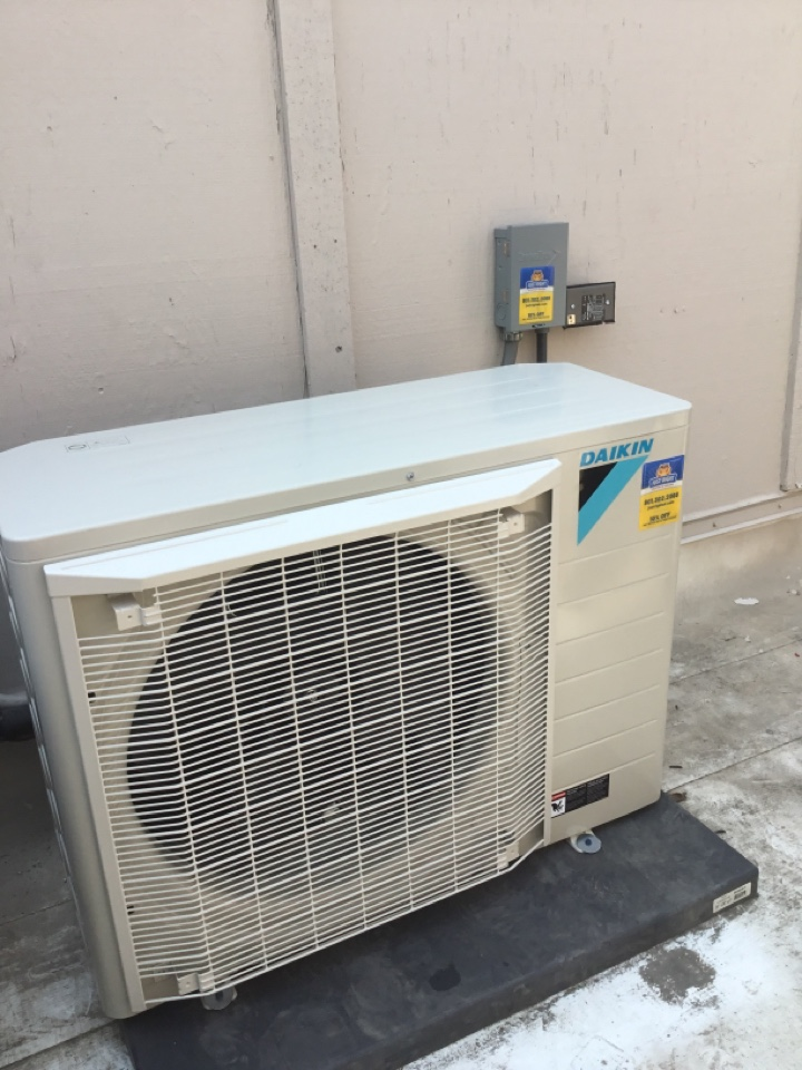 Midvale, UT - Installed new daikan furnace and air conditioner