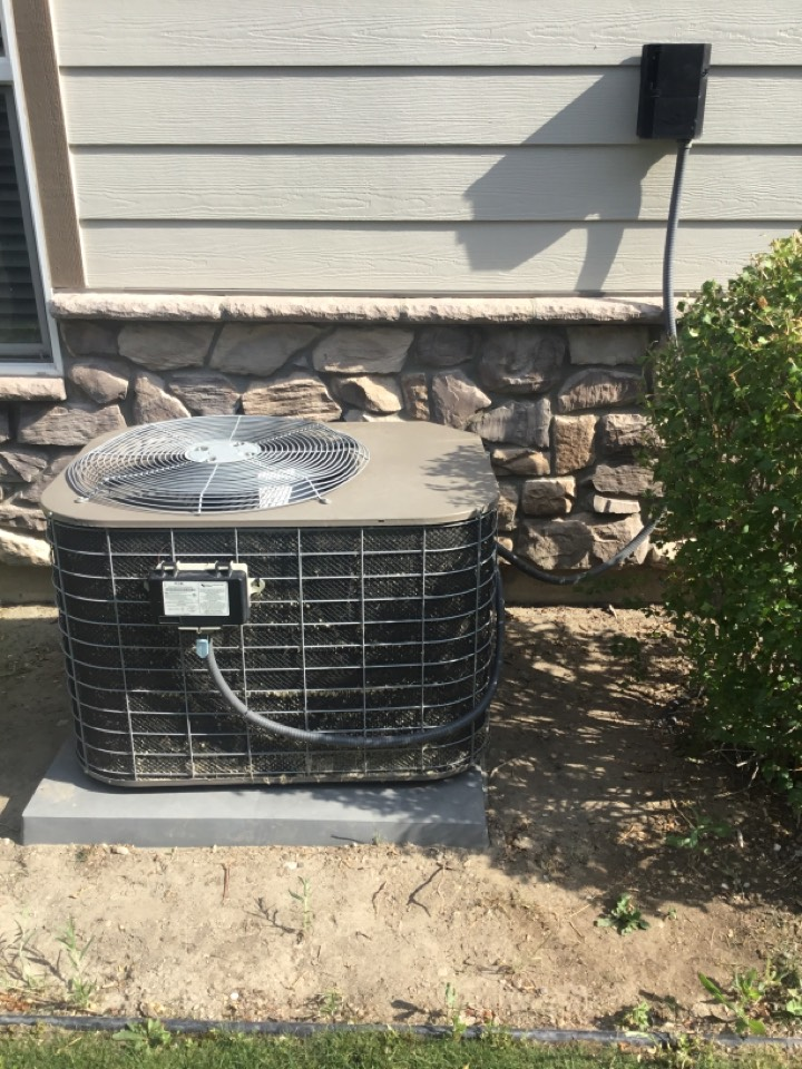 Sandy, UT - Remove York central air conditioning