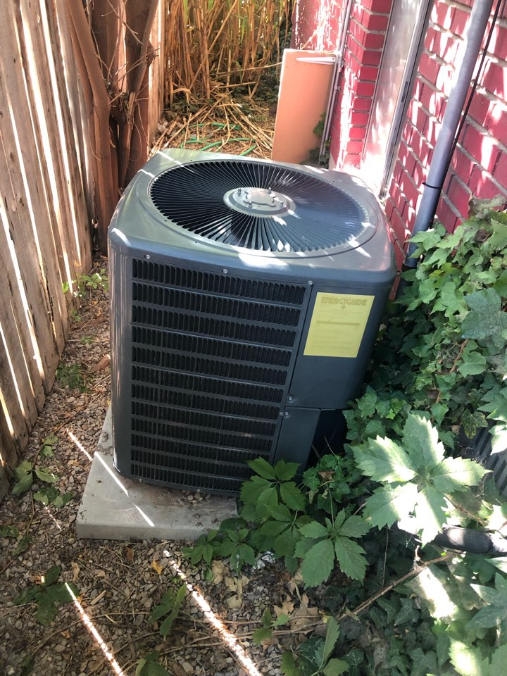 West Valley City, UT - Giving an estimate to replace a 16 year old Goodman furnace and AC system.