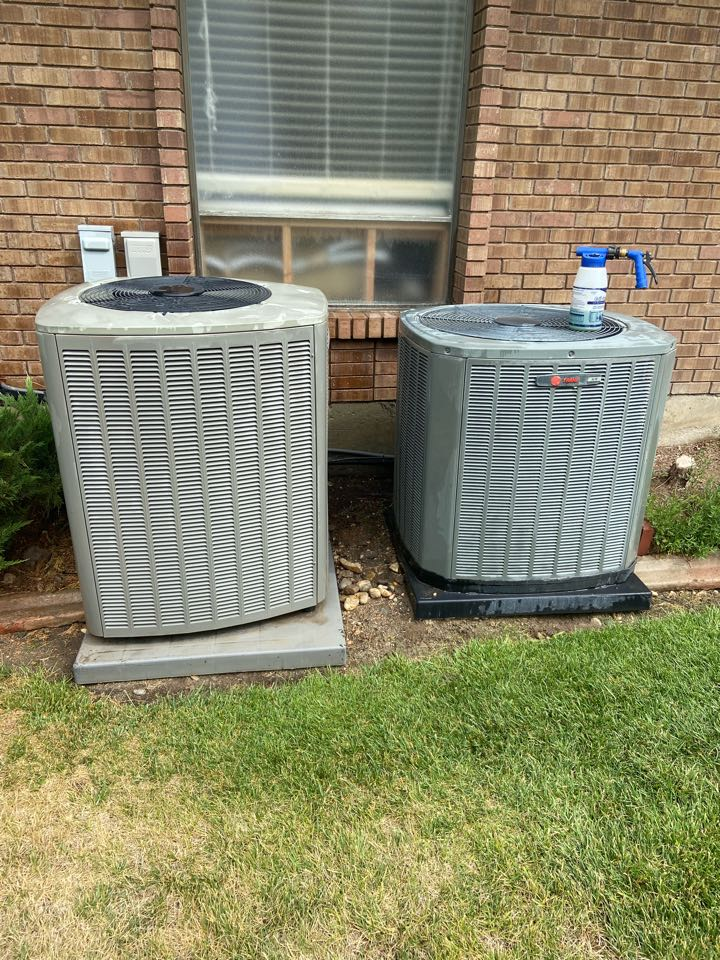 Cottonwood Heights, UT - Tune up a Lennox and a Trane ac