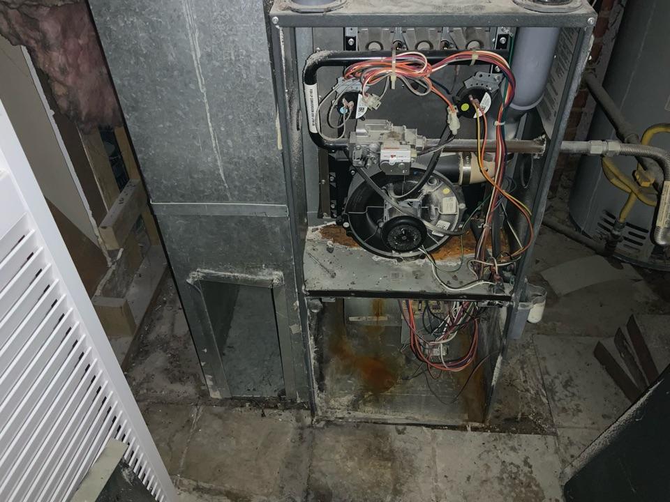 South Salt Lake, UT - Furnace and air conditioner bid
