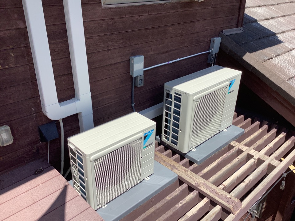 Cottonwood Heights, UT - Heat pump and ductless add