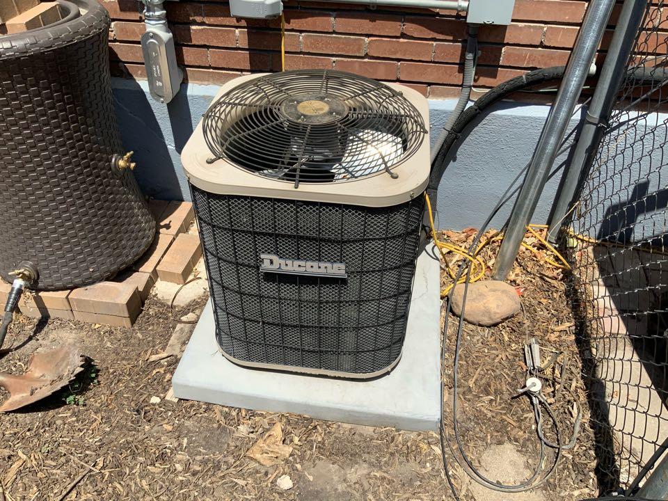 South Jordan, UT - Free estimate for air conditioner replacement