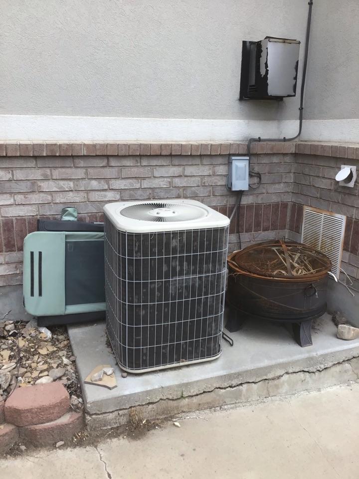 South Jordan, UT - Brand new Daikin air conditioning system