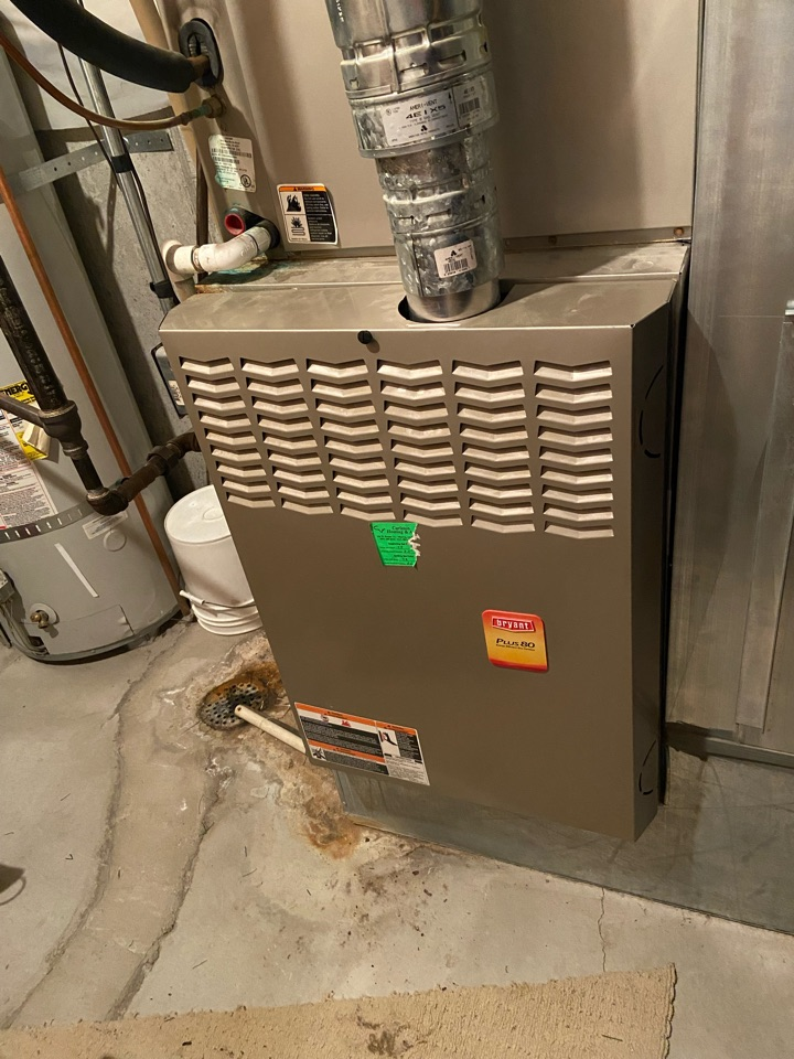 Bluffdale, UT - Repair broken Bryant furnace with Nest thermostat