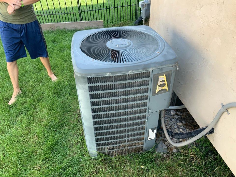 Herriman, UT - Air conditioner estimate