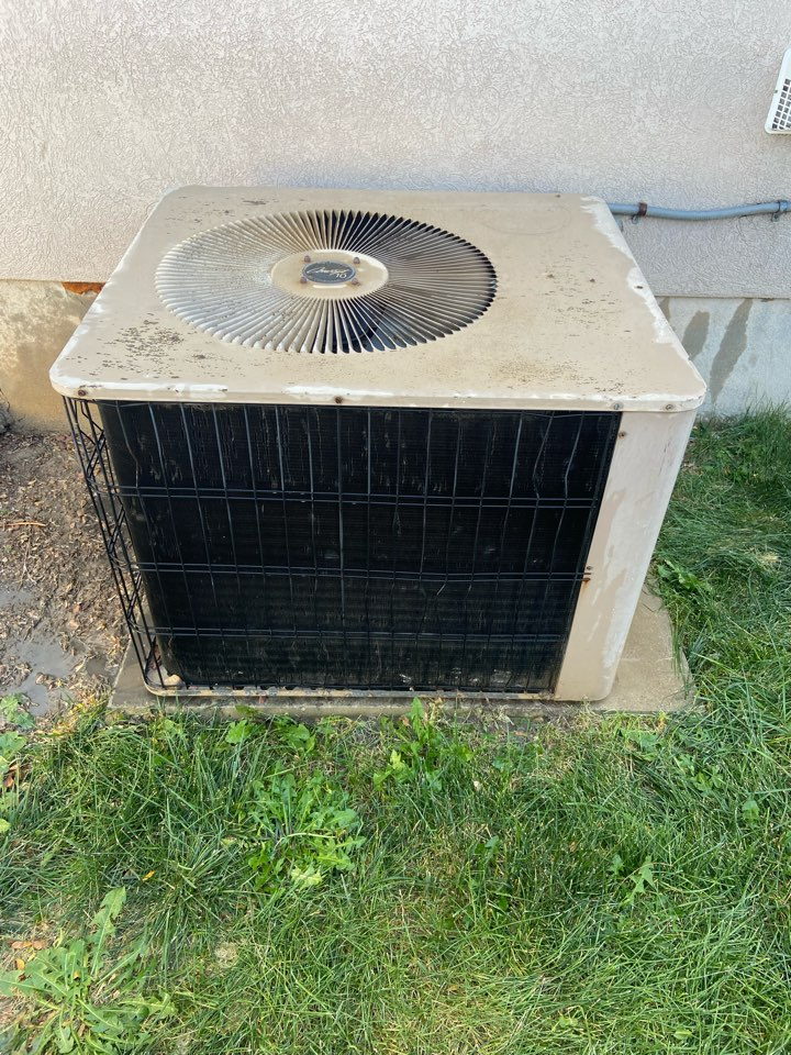 Taylorsville, UT - Tune up an Armstrong furnace and ac with a Nest thermostat.