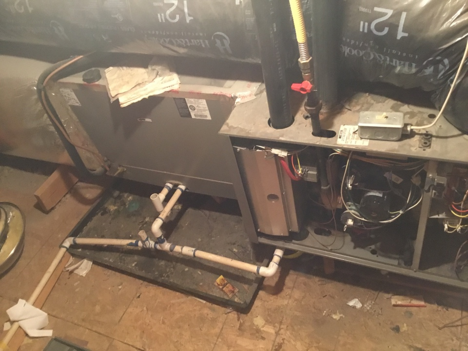 North Salt Lake, UT - Remove old furnace and coil