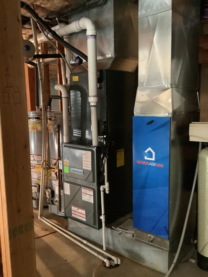 Murray, UT - Install new daikin fit system