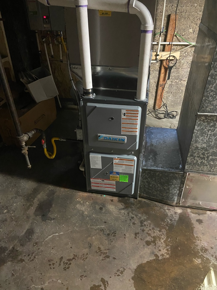 Holladay, UT - Repair Daikin furnace