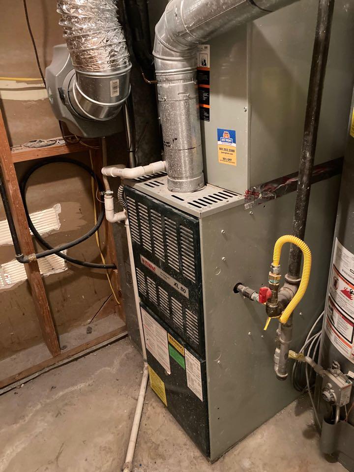 Farmington, UT - New furnace estimate
