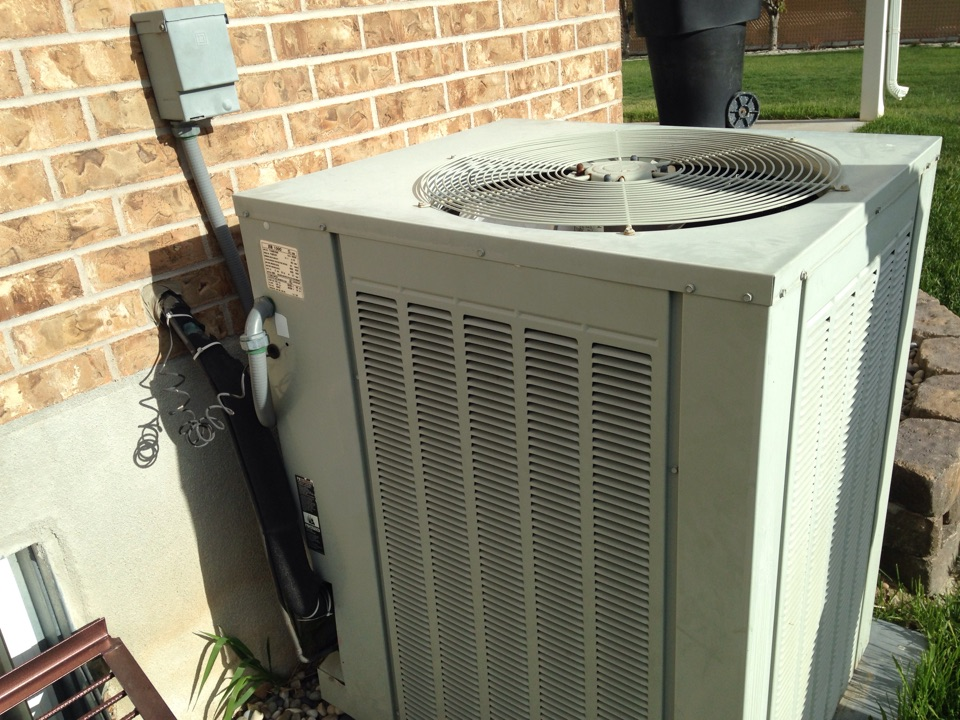 Syracuse, UT - Bid to replace Trane air conditioner with Trane