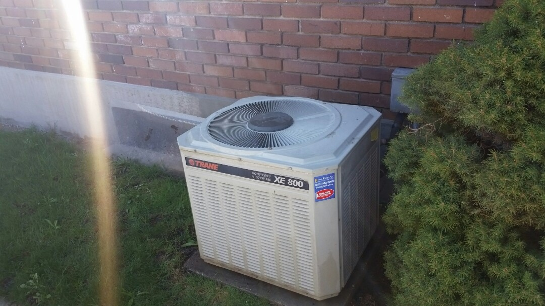 South Salt Lake, UT - Furnace and air conditioning estimate