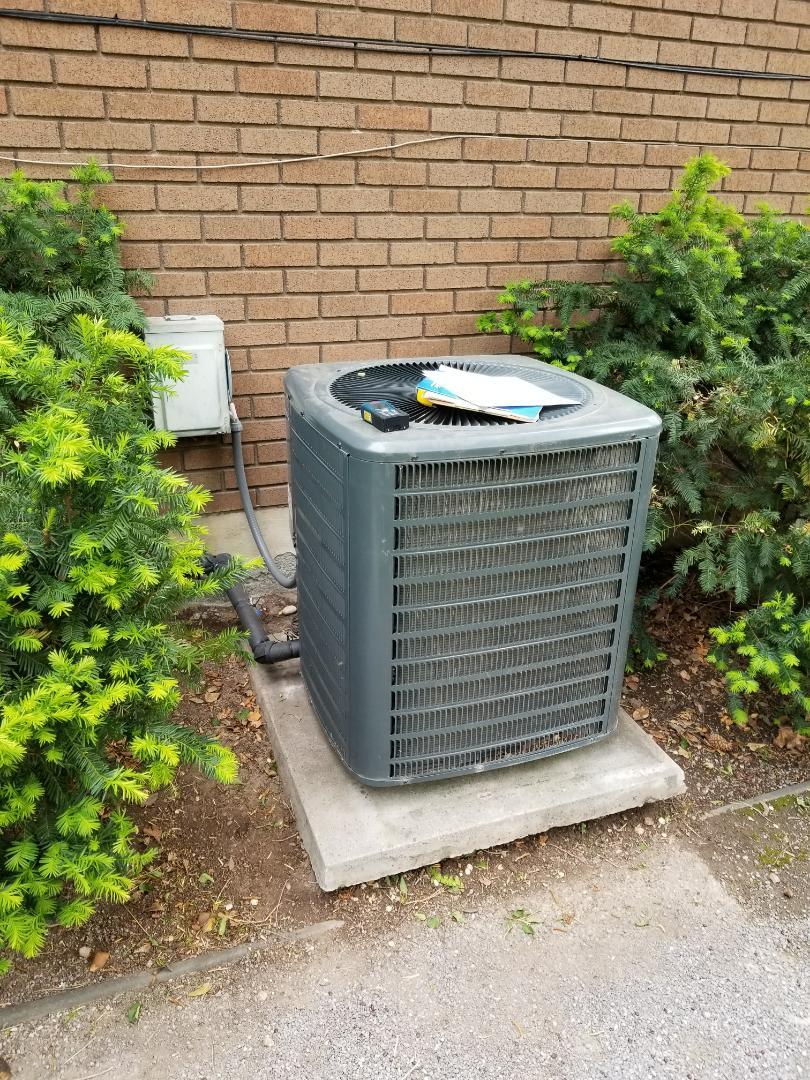 Holladay, UT - Air conditioner estimate