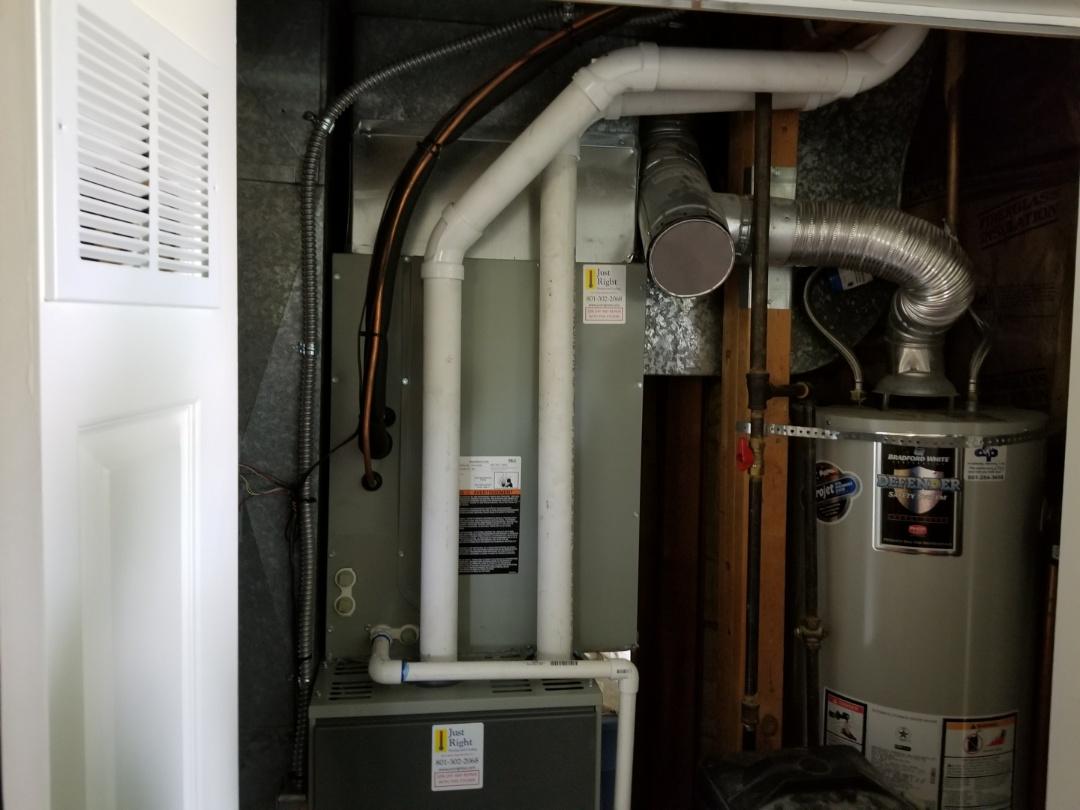 Sandy, UT - Furnace quality audit