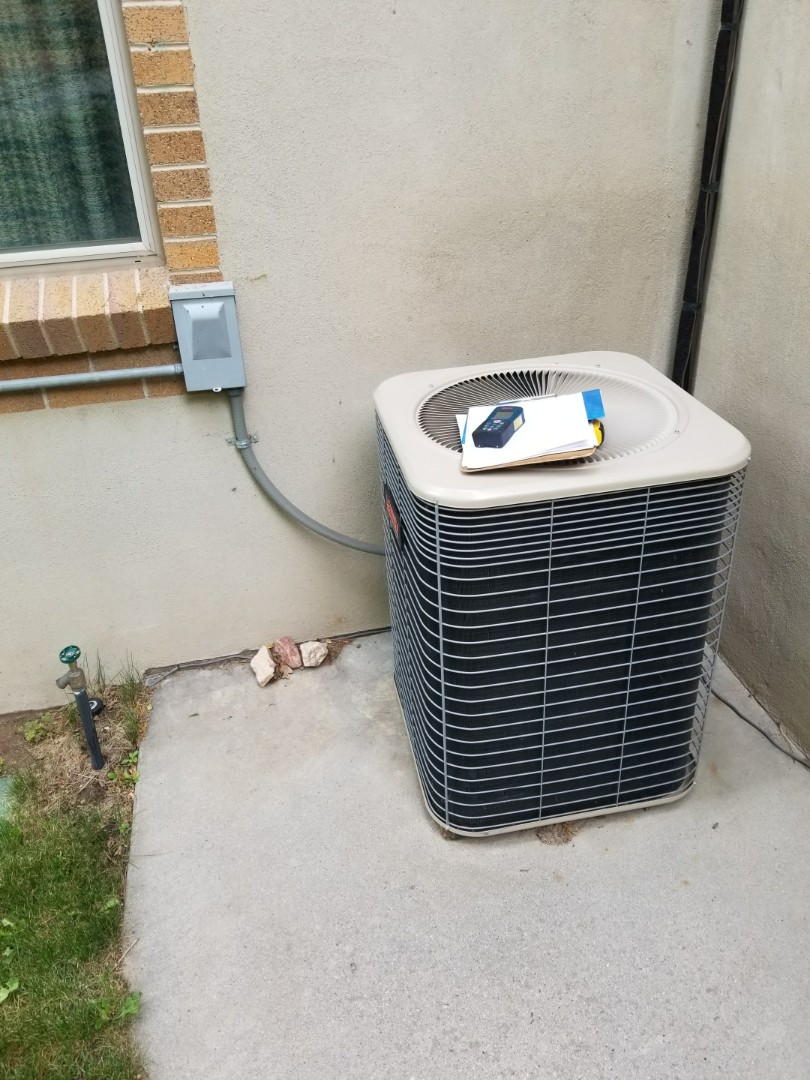 Salt Lake City, UT - Air conditioning estimate