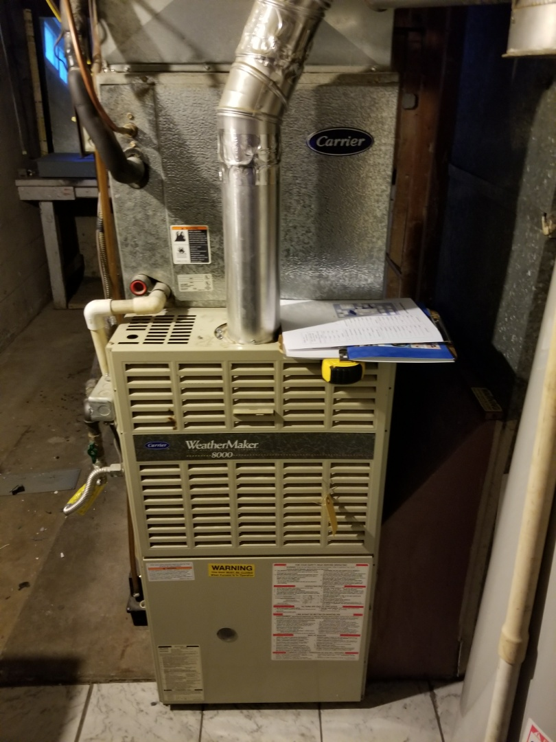Cottonwood Heights, UT - Furnace is an air conditioner estimate