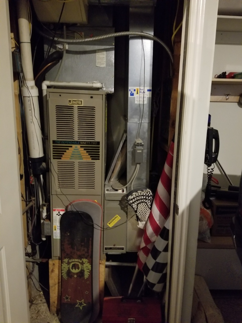 Sandy, UT - Furnace and air conditioner estimate