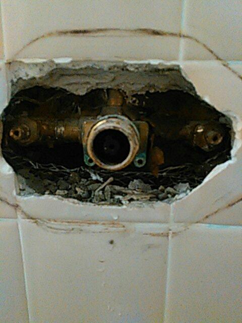 Hidden Hills, CA - Shower valve rebuild