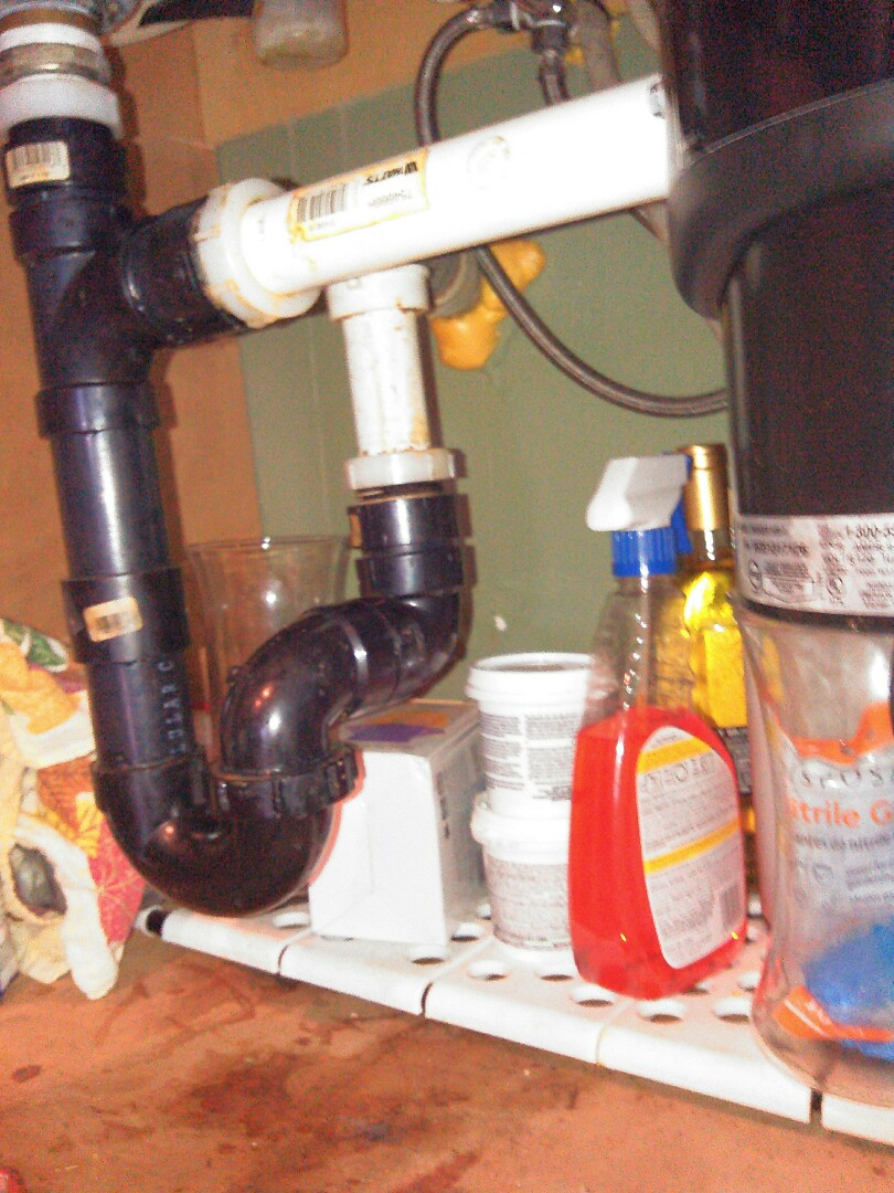 El Monte, CA - Kitchen sink