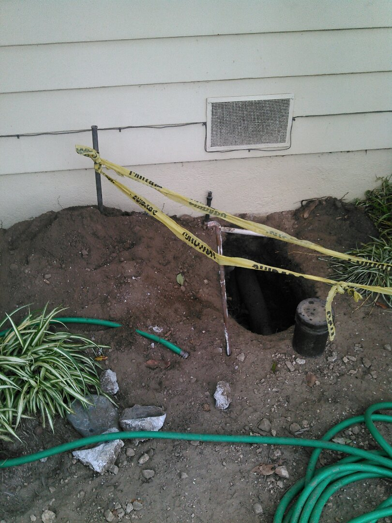 Pasadena, CA - Installation of new main drains