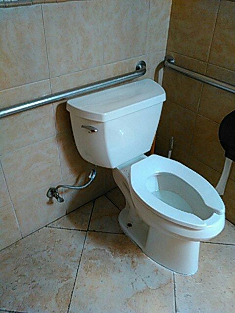 Pomona, CA - Toilet reset