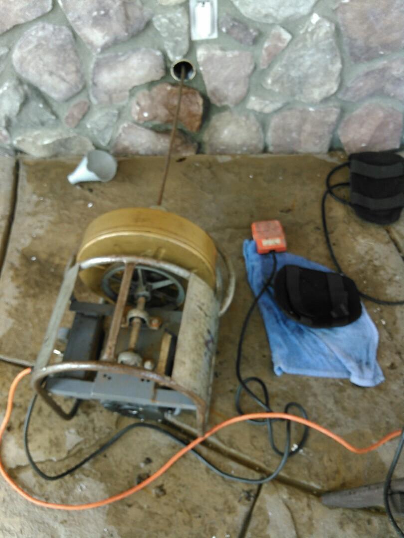 El Monte, CA - Kitchen sink stoppage