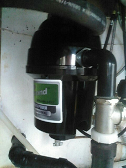Beverly Hills, CA - Garbage disposal install